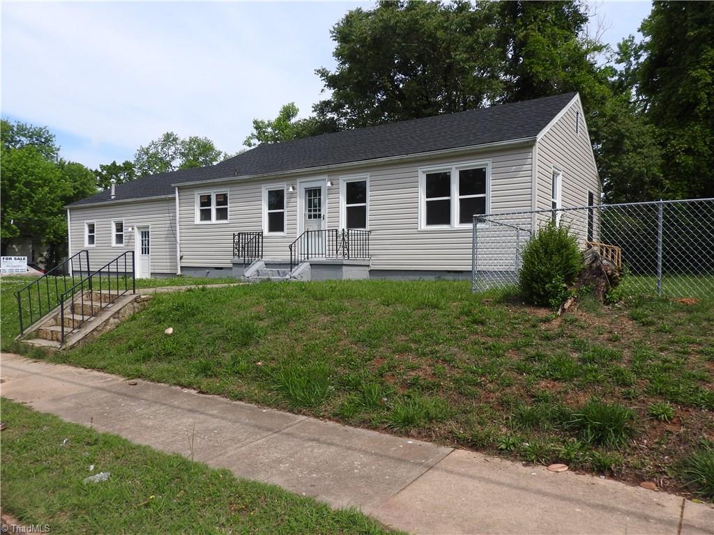 1001 Sprague Street, Winston Salem, North Carolina 27107, 3 Bedrooms Bedrooms, 6 Rooms Rooms,Residential,For Sale Triad MLS,Sprague,832391