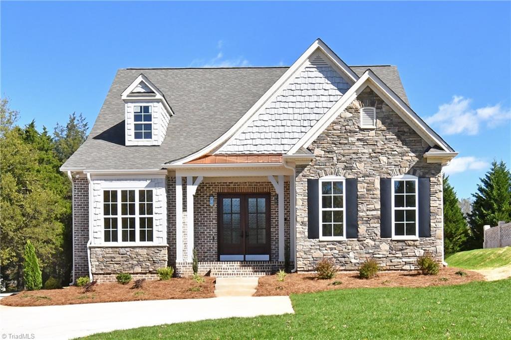 Property for sale at 4678 Cherryhill Lane, Winston Salem,  North Carolina 27106