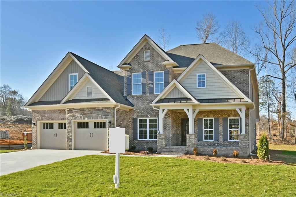 Property for sale at 5427 Mercia Court, Winston Salem,  North Carolina 27106