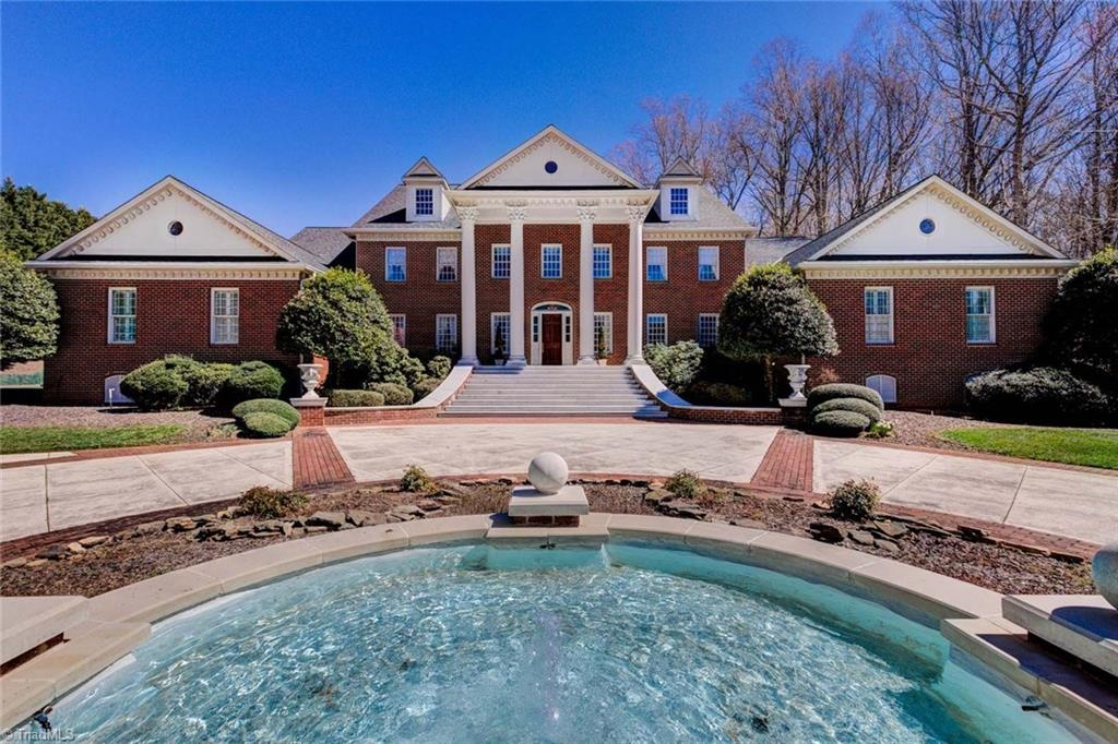 4400 Bent Tree Farm Road, Winston Salem, North Carolina 27106, 6 Bedrooms Bedrooms, 20 Rooms Rooms,Residential,For Sale Triad MLS,Bent Tree Farm,925151