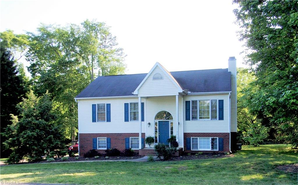 Reduced! Gorgeous split foyer in well established neighborhood, great location within mins to amenities, 3BR/2BA, many recent updates, eat-in kitchen with ss appliances and lg center island, partially finished basement with den, laundry and storage areas, fireplace in den, unfinished basement garage with plenty of room for storage and/or workshop, back deck for entertaining, paved drive, well maintained yard with beautiful landscaping, A Must See!!