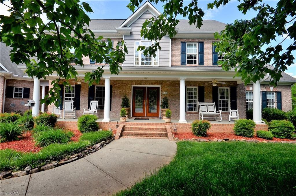 Property for sale at 861 Ridge Gate Drive, Lewisville,  North Carolina 27023