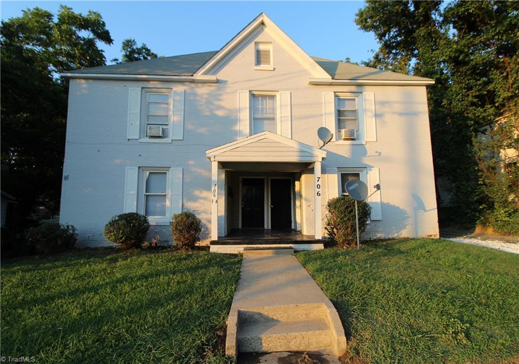 706 Maple Avenue, Burlington, North Carolina 27215, ,Residential Income,For Sale Triad MLS,Maple,945930