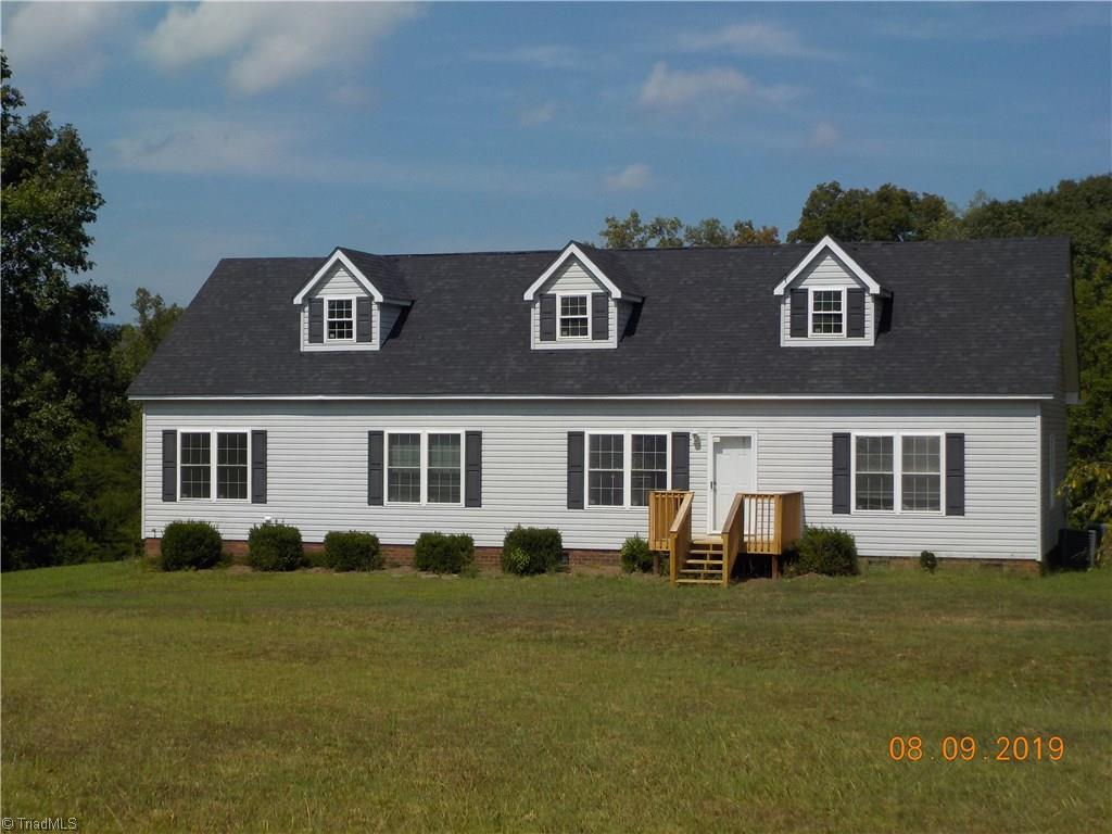 Looking for acreage and privacy? Look no further, this spacious modular on 15 acres in a beautiful country setting will steal your heart. Main level living with option to finish upstairs for bonus sq. footage. Acreage has creek, large front and back yards, and tons of wildlife. Large den with fireplace, and large eat-in kitchen. Don't miss out on this wonderful home nestled at the foot of the mountains. Seller is offering $4,000 at closing with acceptable offer for carpet allowance. Make your appointment!