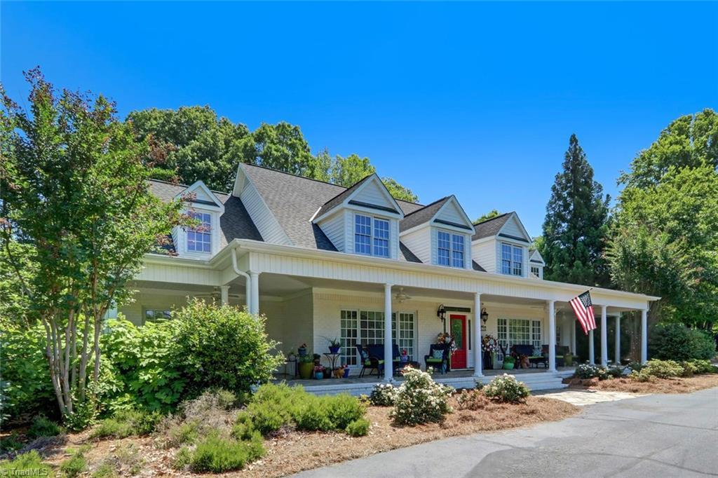 7450 Strader Road, Summerfield, North Carolina 27358, 5 Bedrooms Bedrooms, 12 Rooms Rooms,Residential,For Sale Triad MLS,Strader,956455