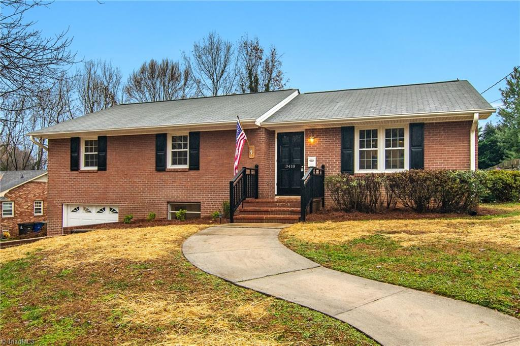 Property for sale at 3418 Kinnamon Road, Winston Salem,  North Carolina 27104