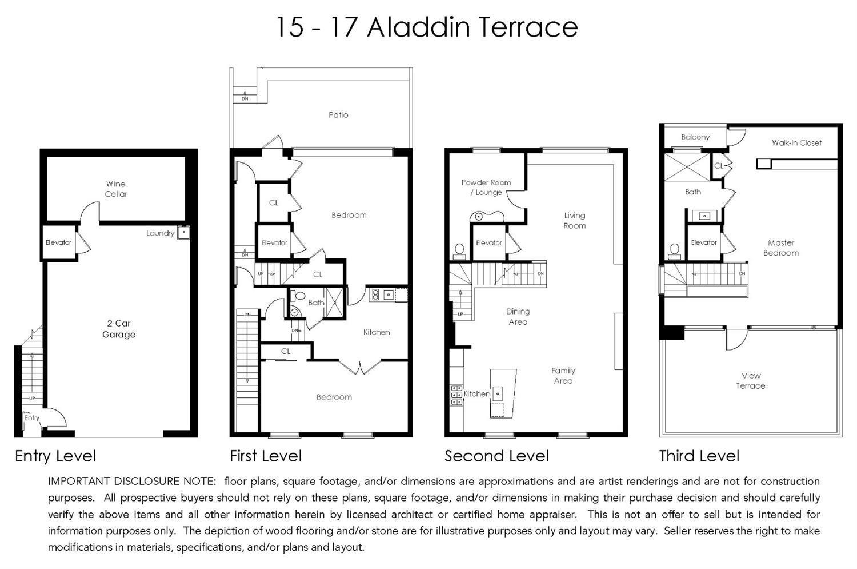 17 Aladdin Terrace