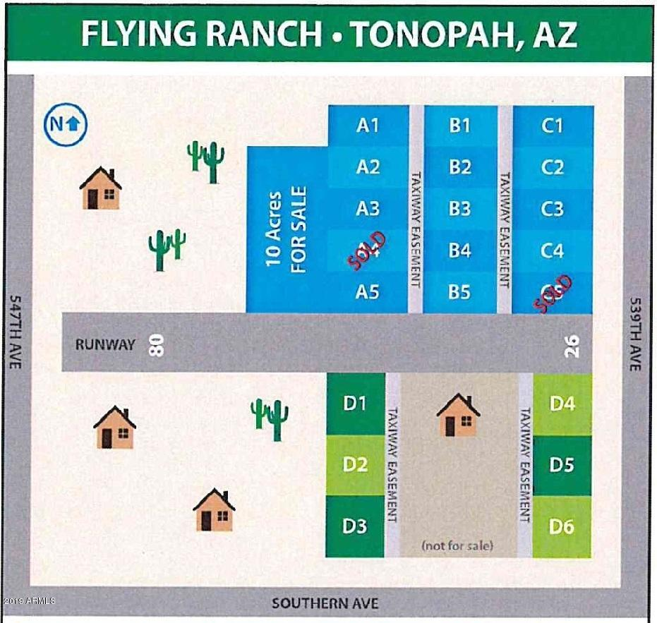 5201 S 539th Avenue # D4, Tonopah, Arizona 85354, ,Land,For Sale,5201 S 539th Avenue # D4,5809275