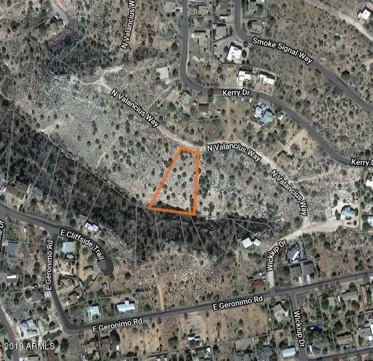 4446 N VALANCIUS Way # 7, Rimrock, AZ 86335, ,Land,For Sale,4446 N VALANCIUS Way # 7,5961788