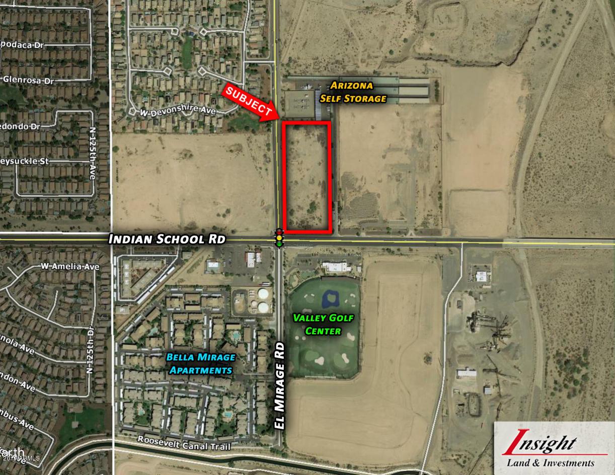 XXXX N El Mirage Road, Avondale, Arizona 85392, ,Land,For Sale,XXXX N El Mirage Road,5965602
