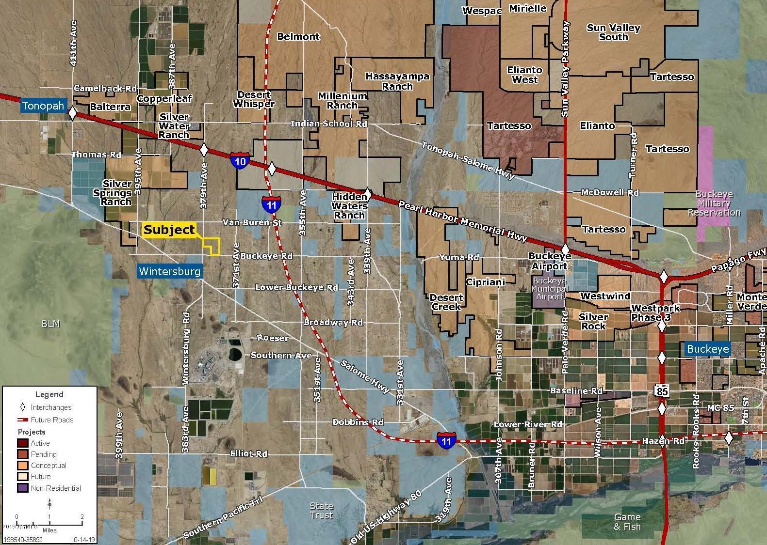 0 Buckeye Road, Tonopah, Arizona 85354, ,Land,For Sale,0 Buckeye Road,5997858