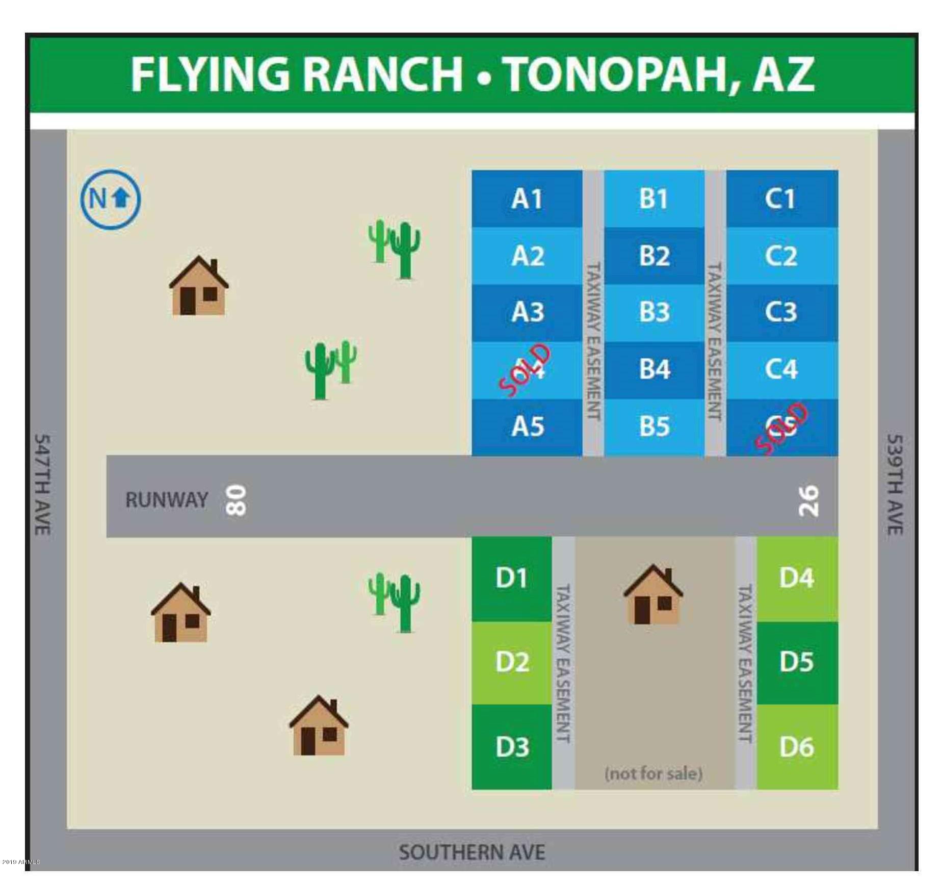 54121 W sunland Road # B1, Tonopah, Arizona 85354, ,Land,For Sale,54121 W sunland Road # B1,5688259