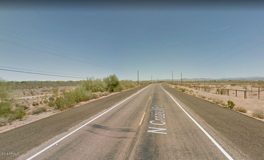 30204 N CROZIER Road # T, Wittmann, AZ 85361, ,Land,For Sale,30204 N CROZIER Road # T,5802945