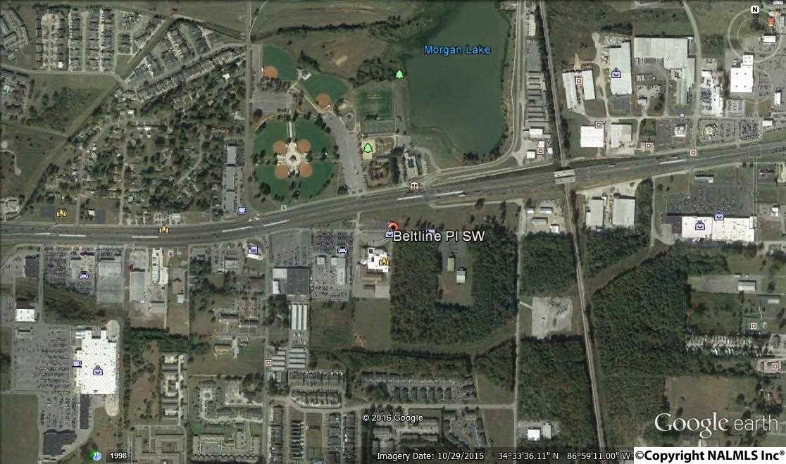 Photo of home for sale at 0 Beltline Place, Decatur AL