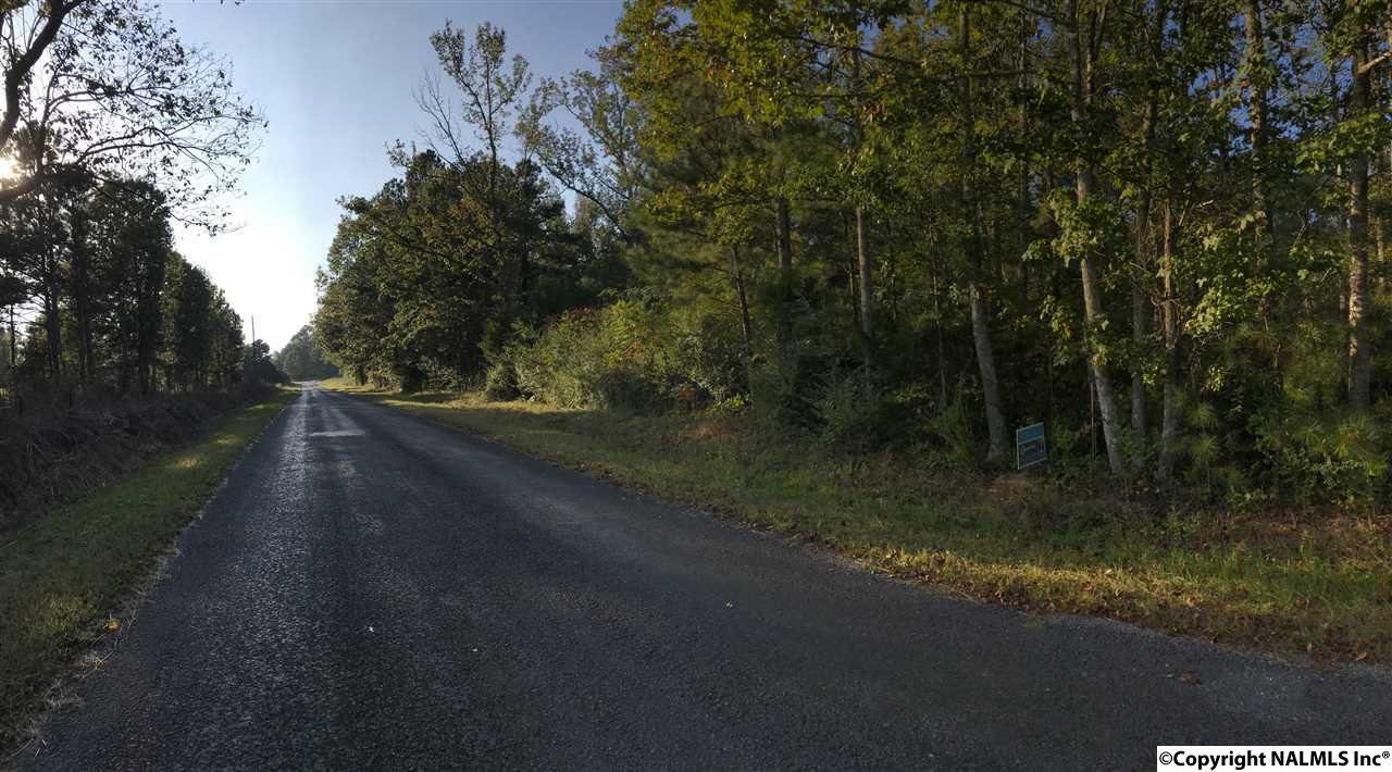 Photo of home for sale at 0 Mt Carmel Road, Guntersville AL