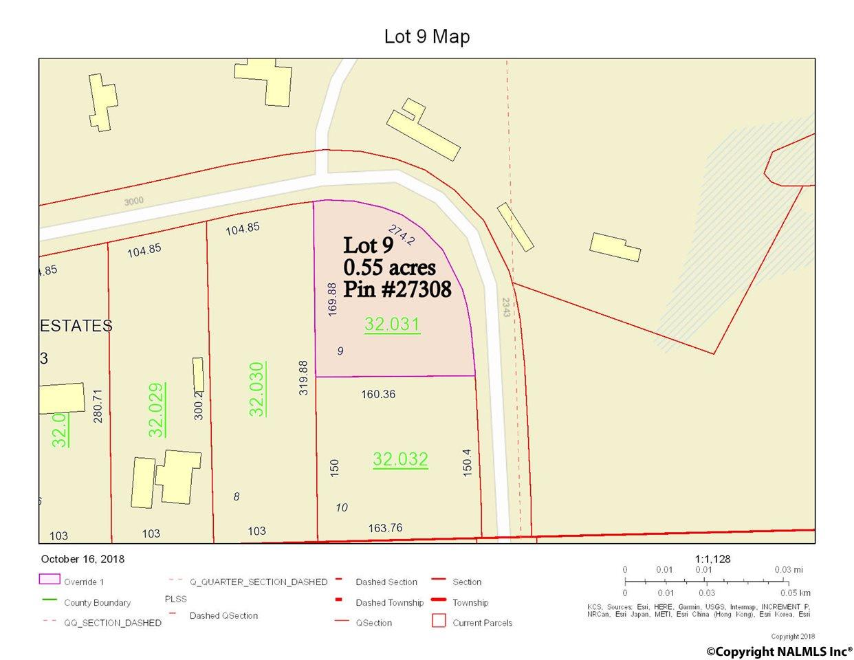 Photo of home for sale at Lot 9 County Road 118, Centre AL