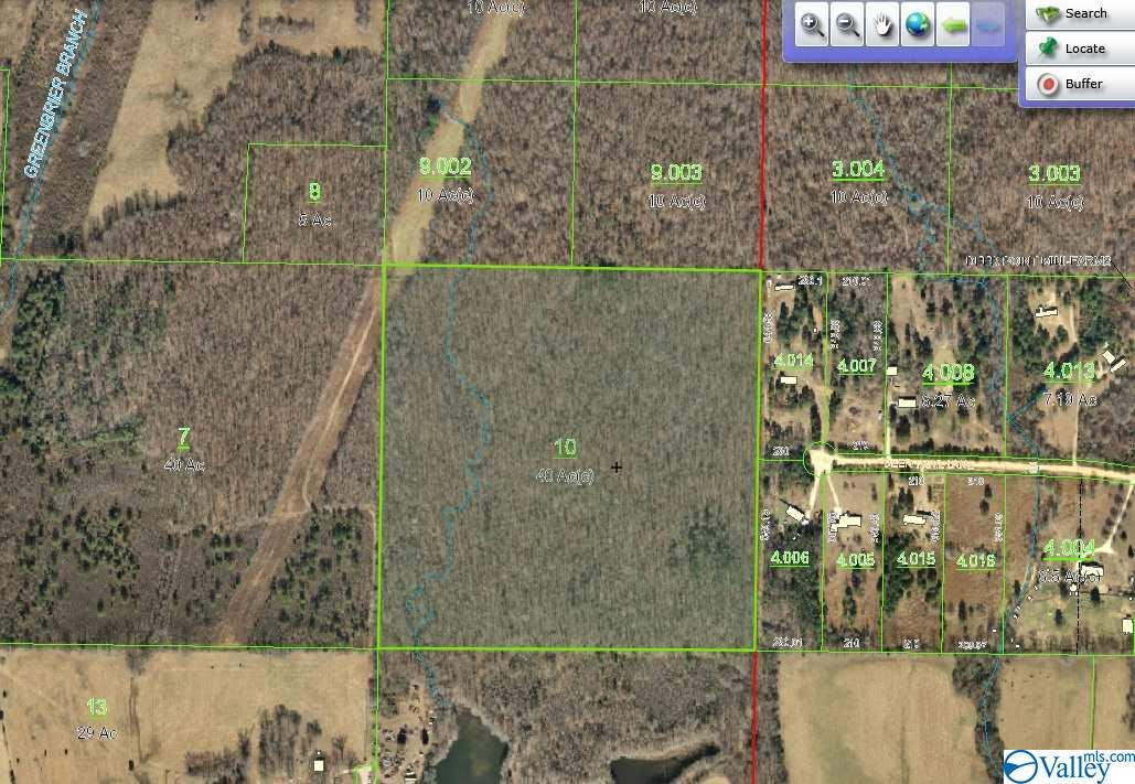 Photo of home for sale at 0 County Road 271, Florence AL