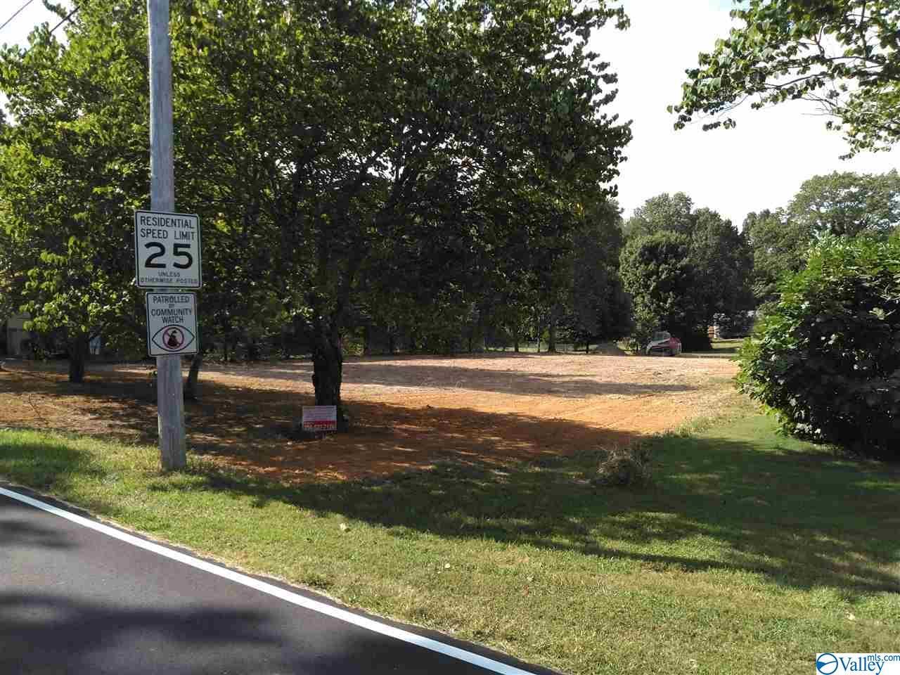 Photo of home for sale at 0 Dale Road, Huntsville AL
