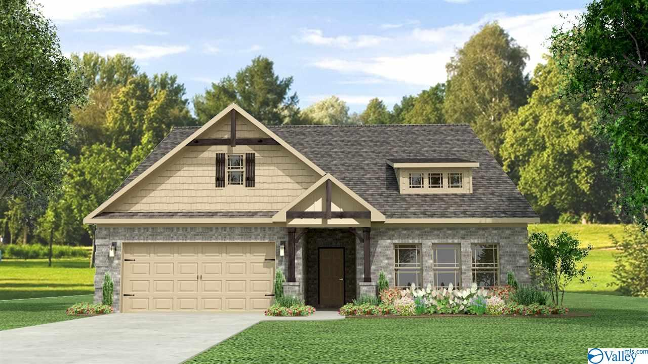 Photo of home for sale at 26917 Brown Road, Athens AL