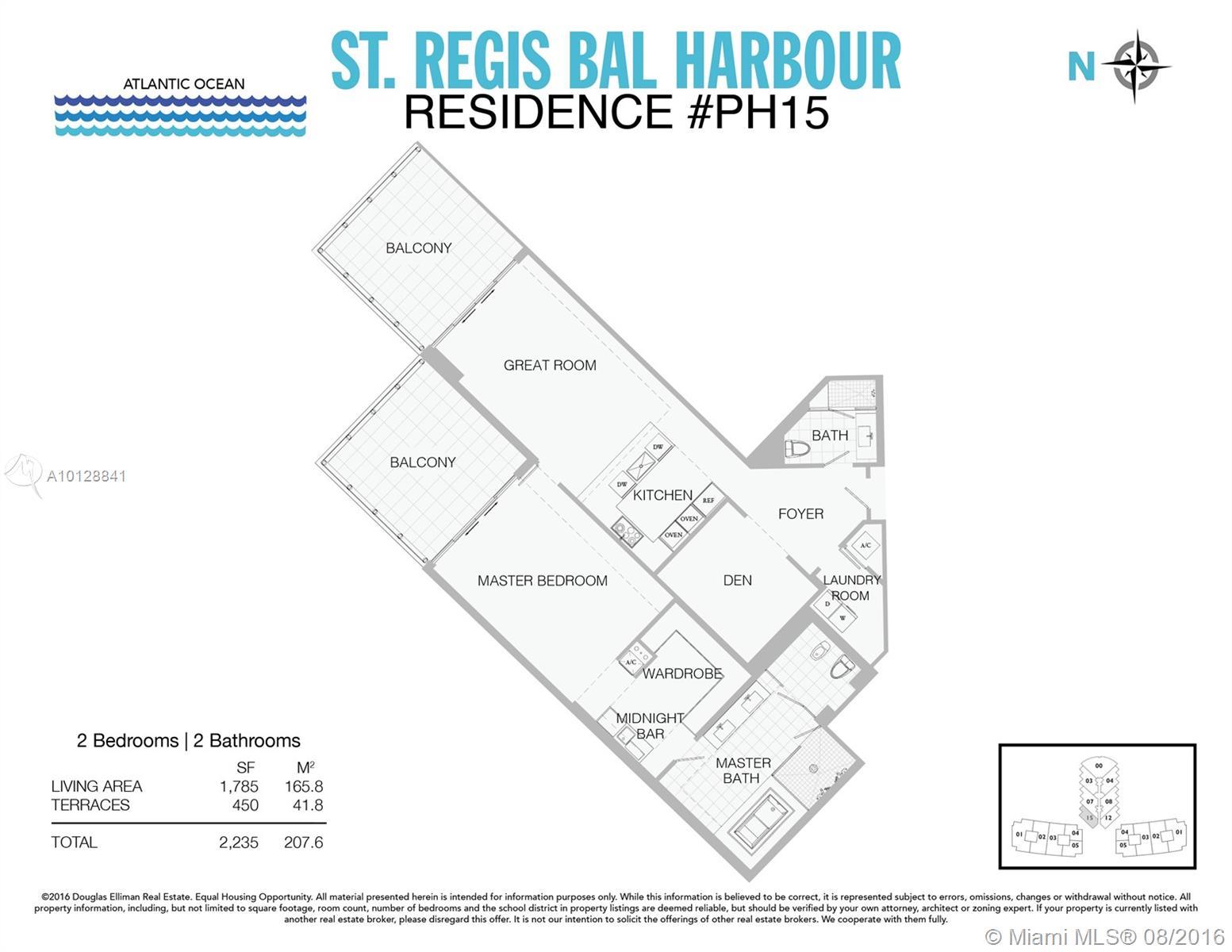 St Regis Bal Harbour #PH-15 photo26