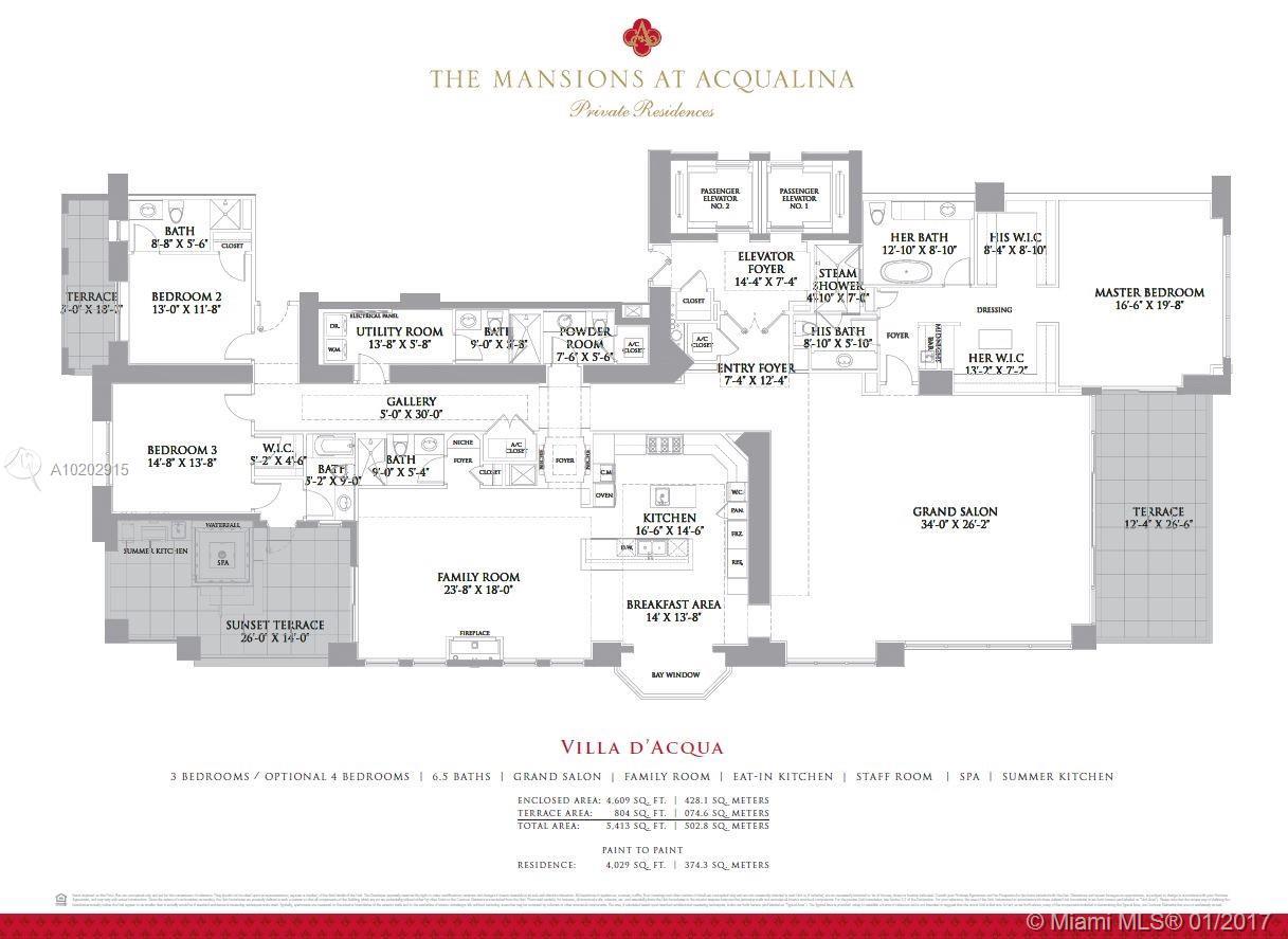 Mansions at Acqualina #1602 - 20 - photo