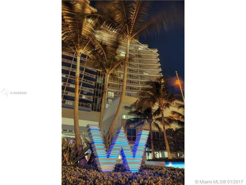 W Fort Lauderdale #1602 - 01 - photo