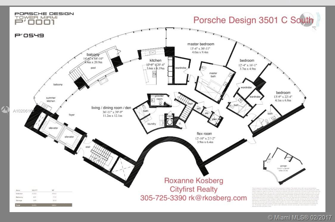 Porsche Design Tower #3501 - 01 - photo