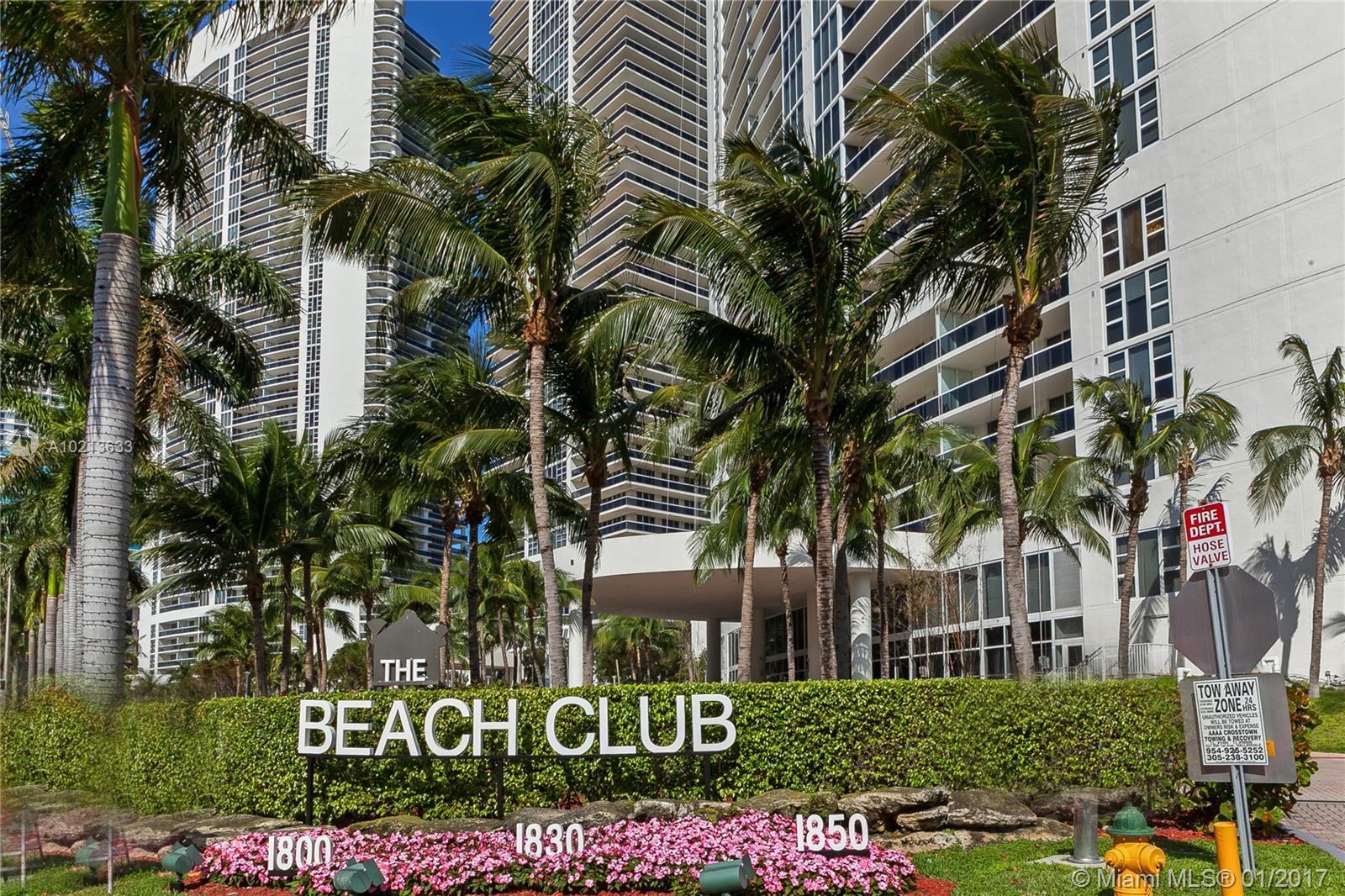 Beach Club Towers #4602 - 01 - photo