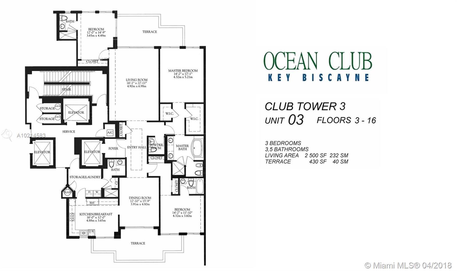 Ocean Club Towers #1003 - 23 - photo