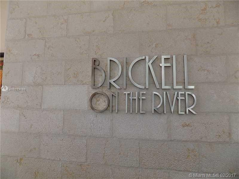 Brickell on the River #805 - 02 - photo