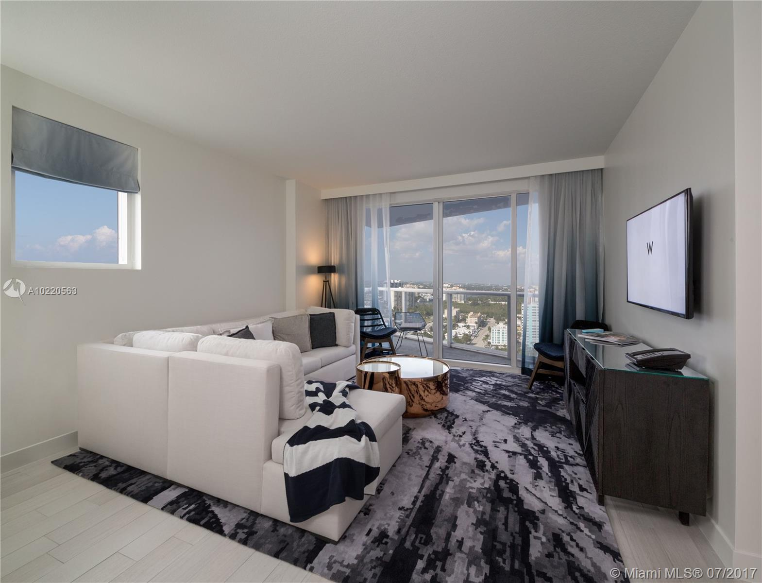 W Fort Lauderdale #1202 - 02 - photo