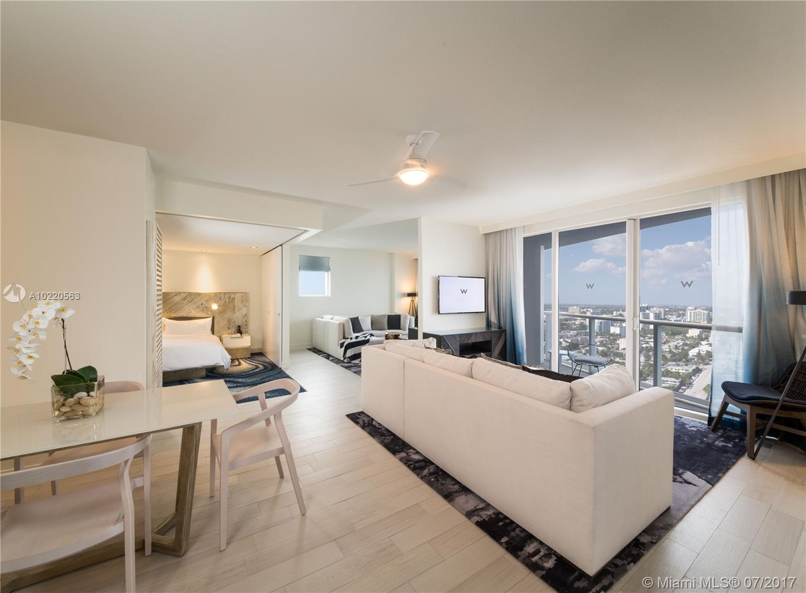 W Fort Lauderdale #1202 - 03 - photo
