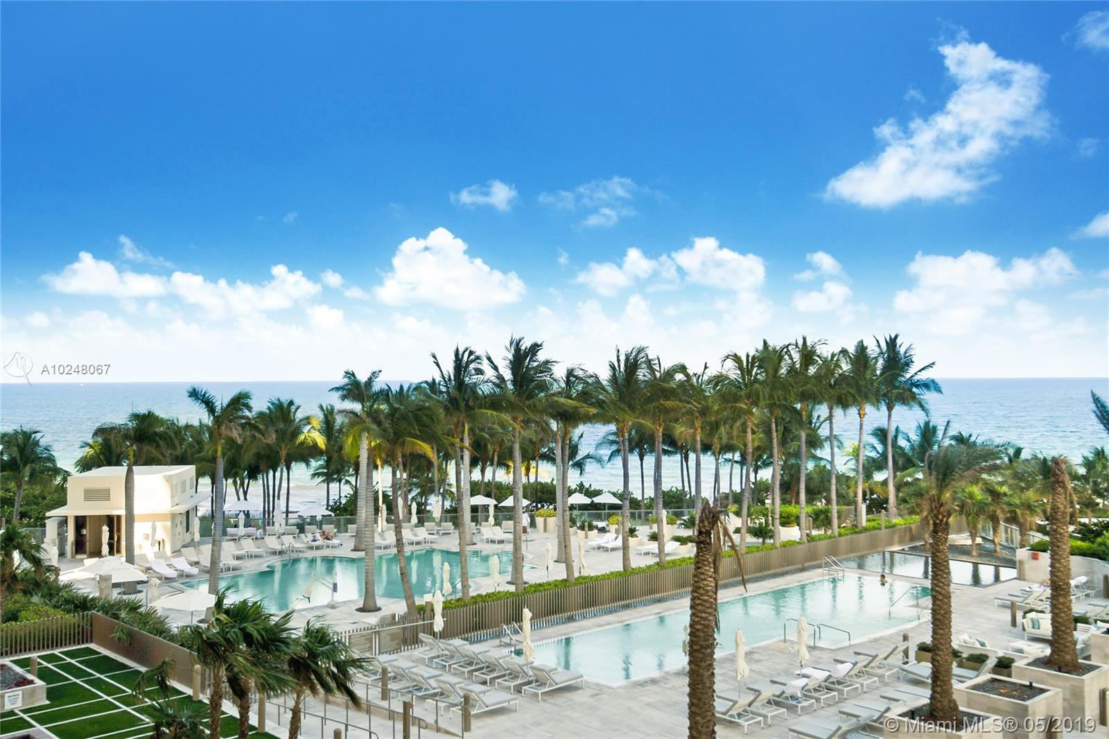 St Regis Bal Harbour South Tower #502S - 9701 Collins Ave #502S, Bal Harbour, FL 33154