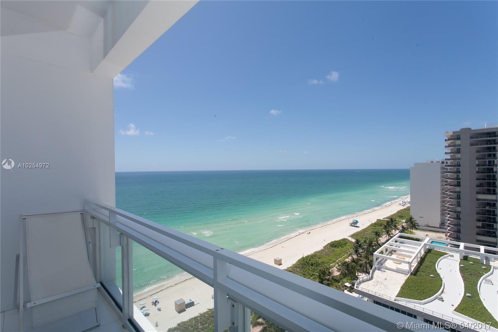 Carillon Hotel Tower #CPH12 - 6801 Collins Ave #CPH12, Miami Beach, FL 33141