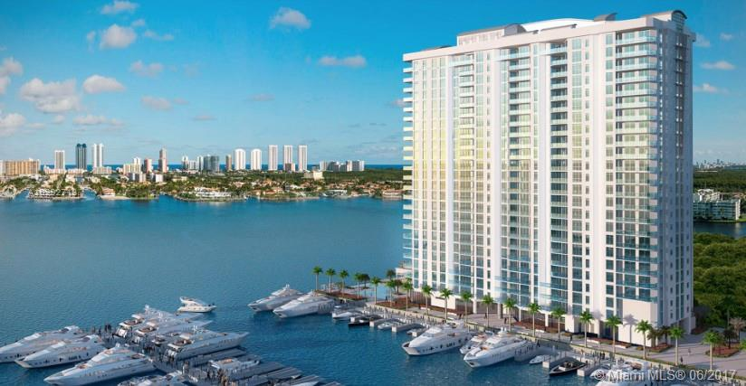 Marina Palms 1 #1410 - 17111 Biscayne Blvd #1410, North Miami, FL 33160