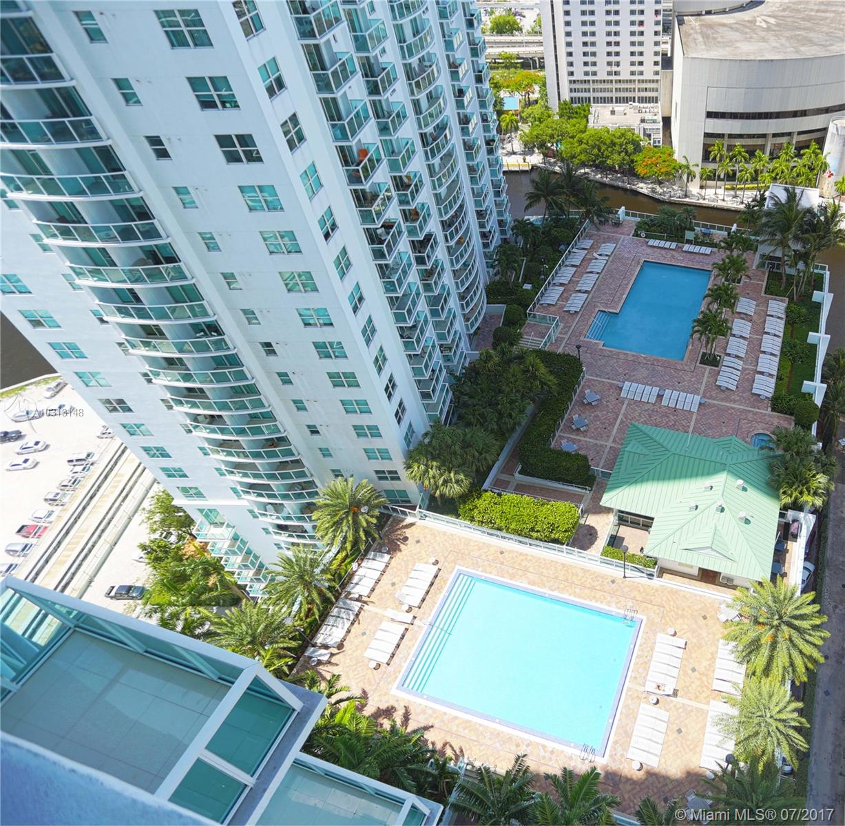 Brickell on the River #1503 photo12