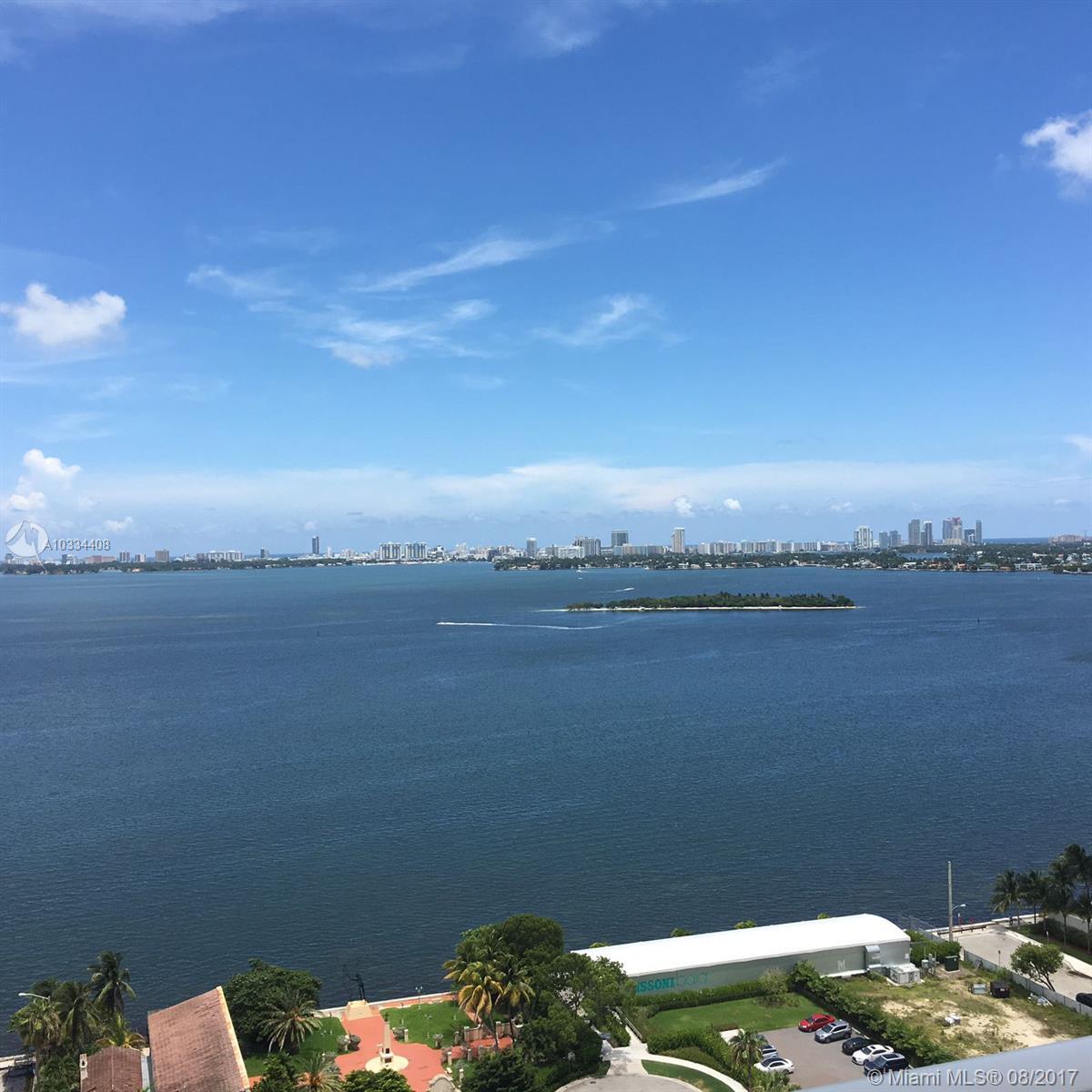 600 NE 27th St # 2101, Miami FL 33137