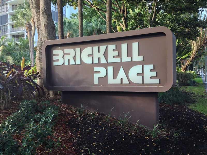 Brickell Place #B508 photo01