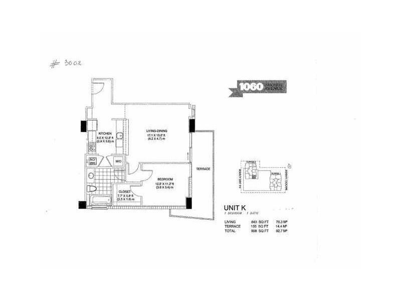 1060 Brickell #2710 - 25 - photo