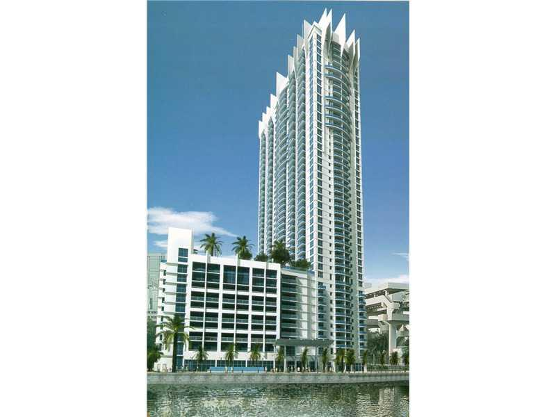Brickell on the River #611 - 02 - photo