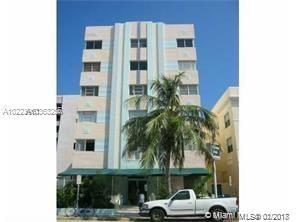 3621 Collins Ave. # 209, Miami Beach FL 33140