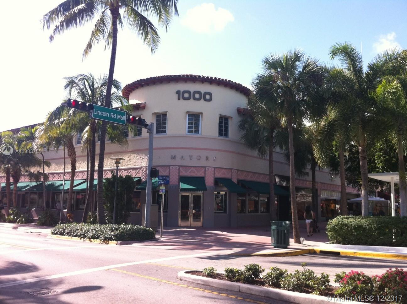 1000 Lincoln Rd # 250, Miami Beach, Florida 33139, ,Commercial Sale,For Sale,1000 Lincoln Rd # 250,A10383755