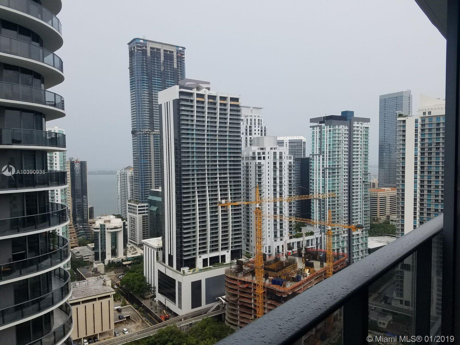Brickell Heights East Tower #1704 - 45 SW 9th st #1704, Miami, FL 33130
