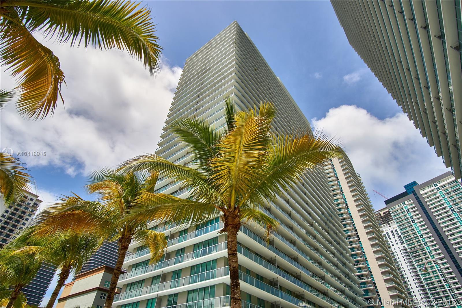 Axis on Brickell South Tower #3212-S - 79 SW 12th St #3212-S, Miami, FL 33130
