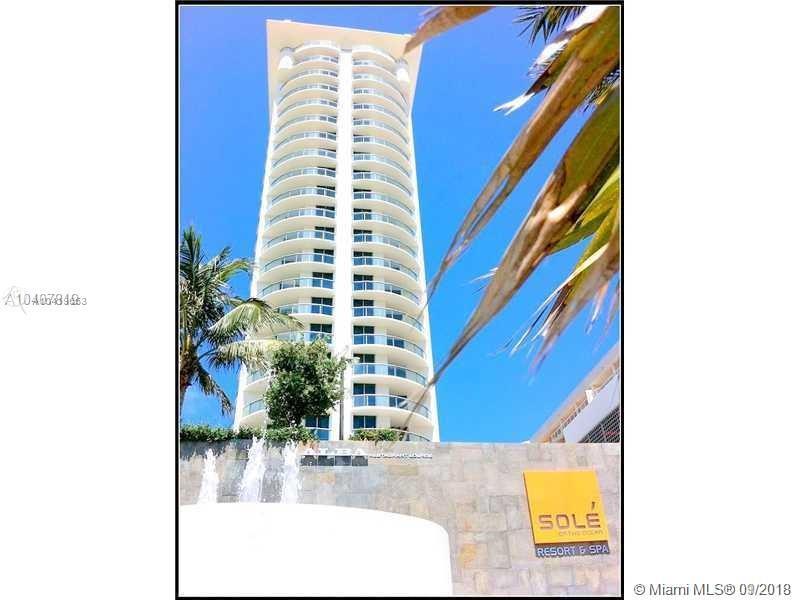 Sole on the Ocean #2402 - 17315 Collins Ave #2402, Sunny Isles Beach, FL 33160