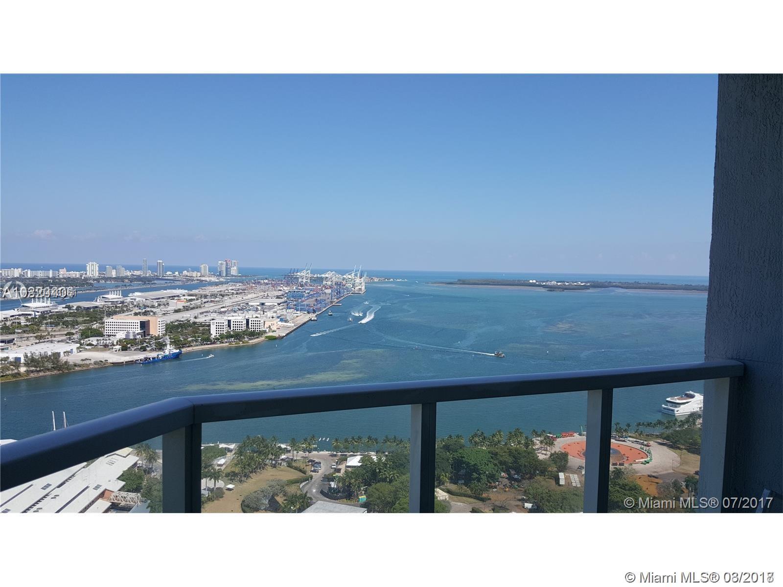 Vizcayne One #3702 - 244 Biscayne Blvd #3702, Miami, FL 33132