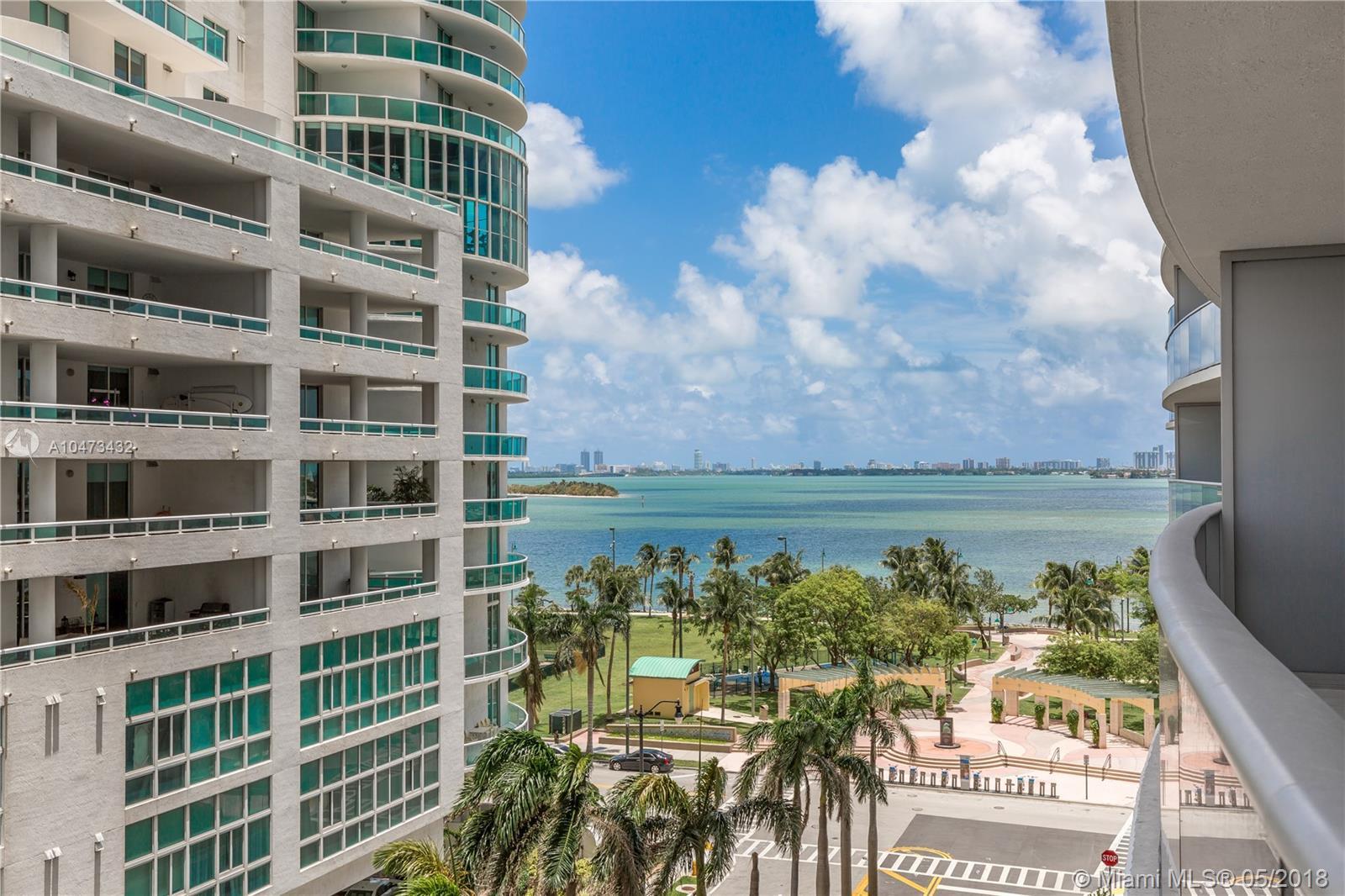 Aria on the Bay #603 - 488 NE 18th Street #603, Miami, FL 33132