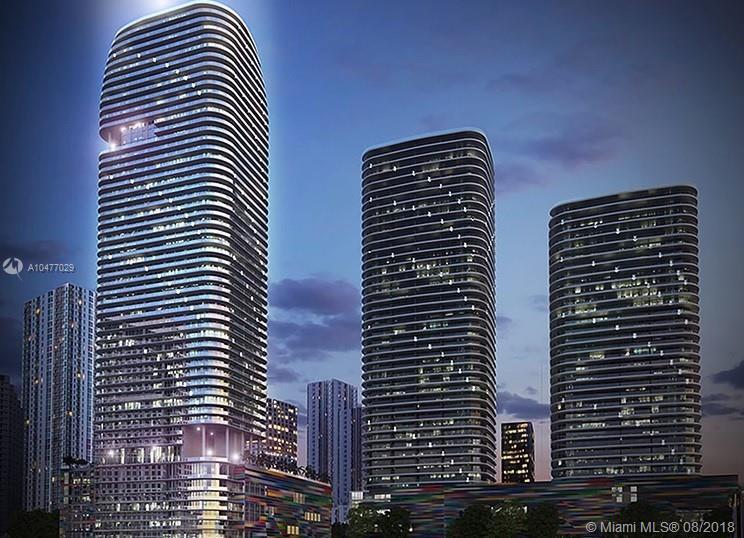 SLS Lux Brickell #4509 - 801 S Miami ave #4509, Miami, FL 33131