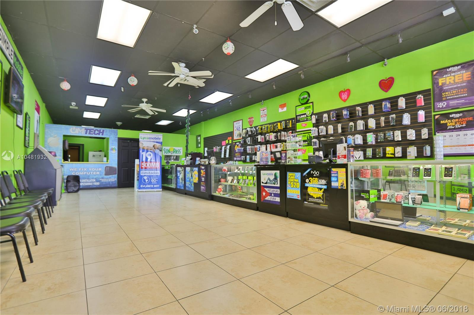 12230 SW 8, Miami, Florida 33184, ,Business Opportunity,For Sale,12230 SW 8,A10481932