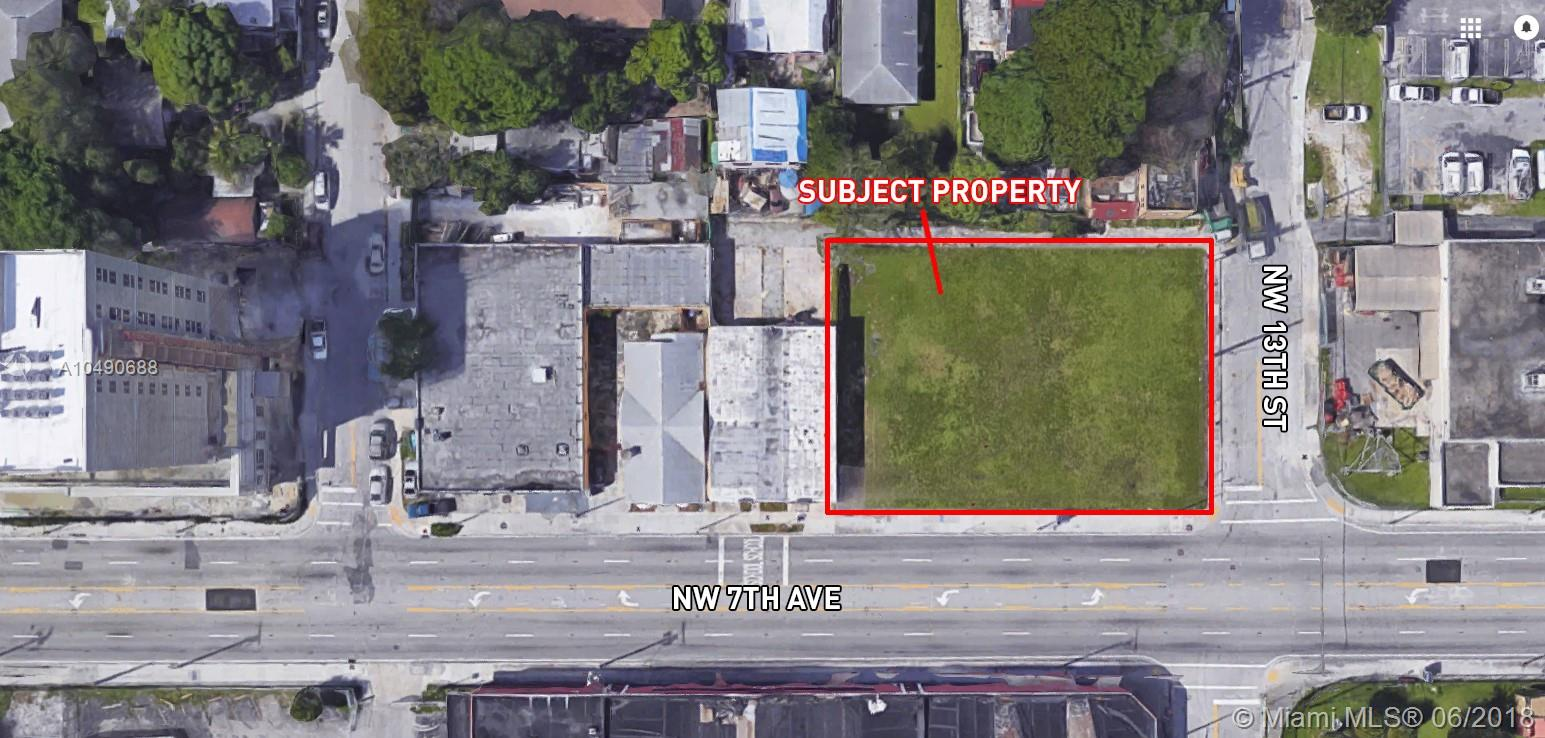 1250 NW 7th Ave, Miami, Florida 33136, ,Commercial Land,For Sale,1250 NW 7th Ave,A10490688